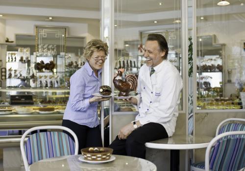 Marianne und Josef Mehringer